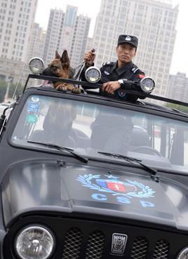 武装押运 中特保国际安保股份有限公司临沂站安保护航